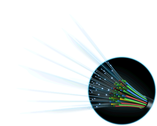 Usages de la fibre optique